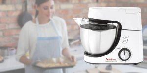 Moulinex Masterchef Gourmet – Avis du robot pétrisseur