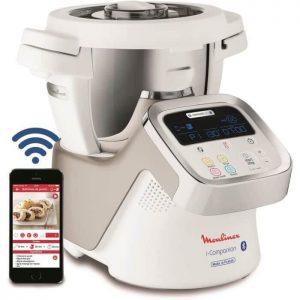 Robot de cuisine multifonction Moulinex i-Companion HF900110