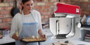 Read more about the article Avis du robot pâtissier kenwood kmix kmx750rd